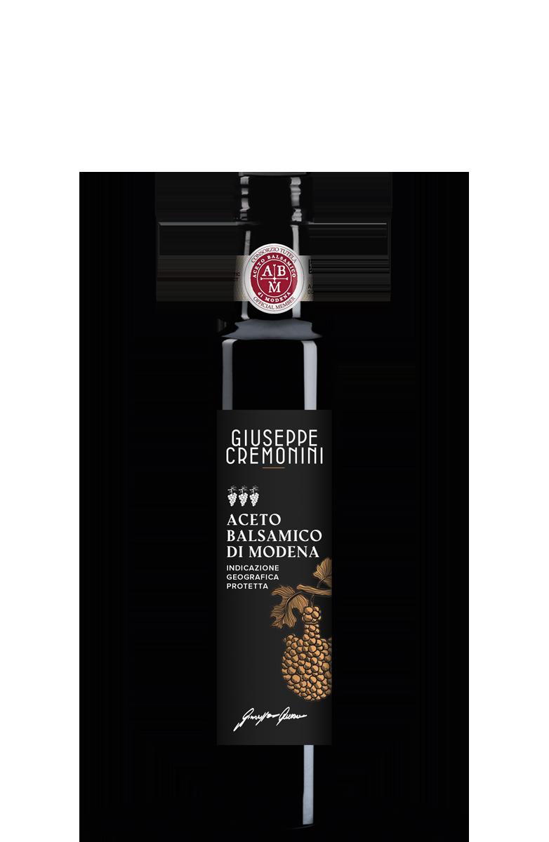 Aceto Balsamico di Modena IGP - 3 grappoli 250ml