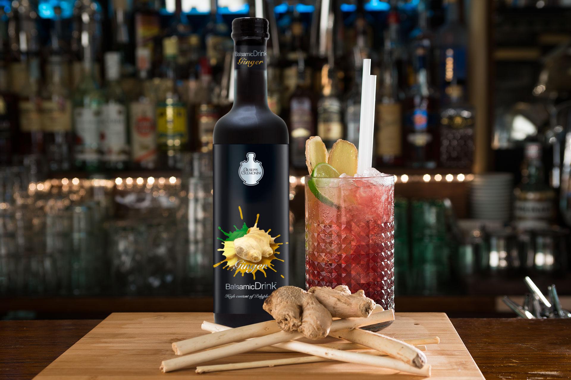 BalsamicDrink cocktail - Ginger Mule