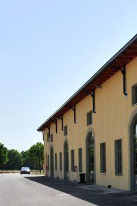 Giuseppe Cremonini - Esterno azienda laterale